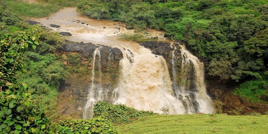 Une des plus belles cascades au monde