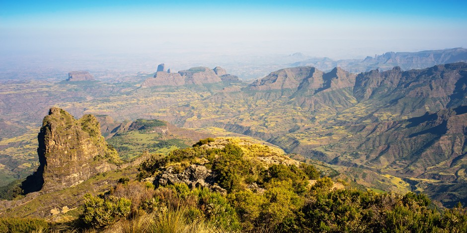 Parc national Simien
