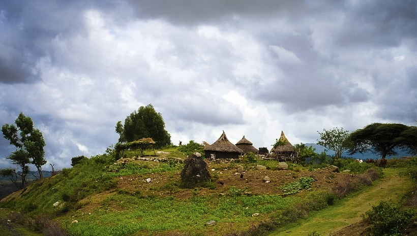 Les villages Konso